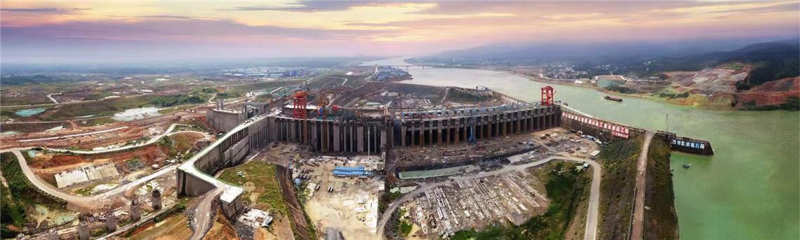 广西大藤峡水利枢纽工程具备大江截流条件