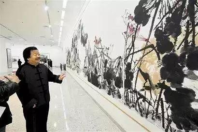 人民大会堂里56幅字画全在这儿了!