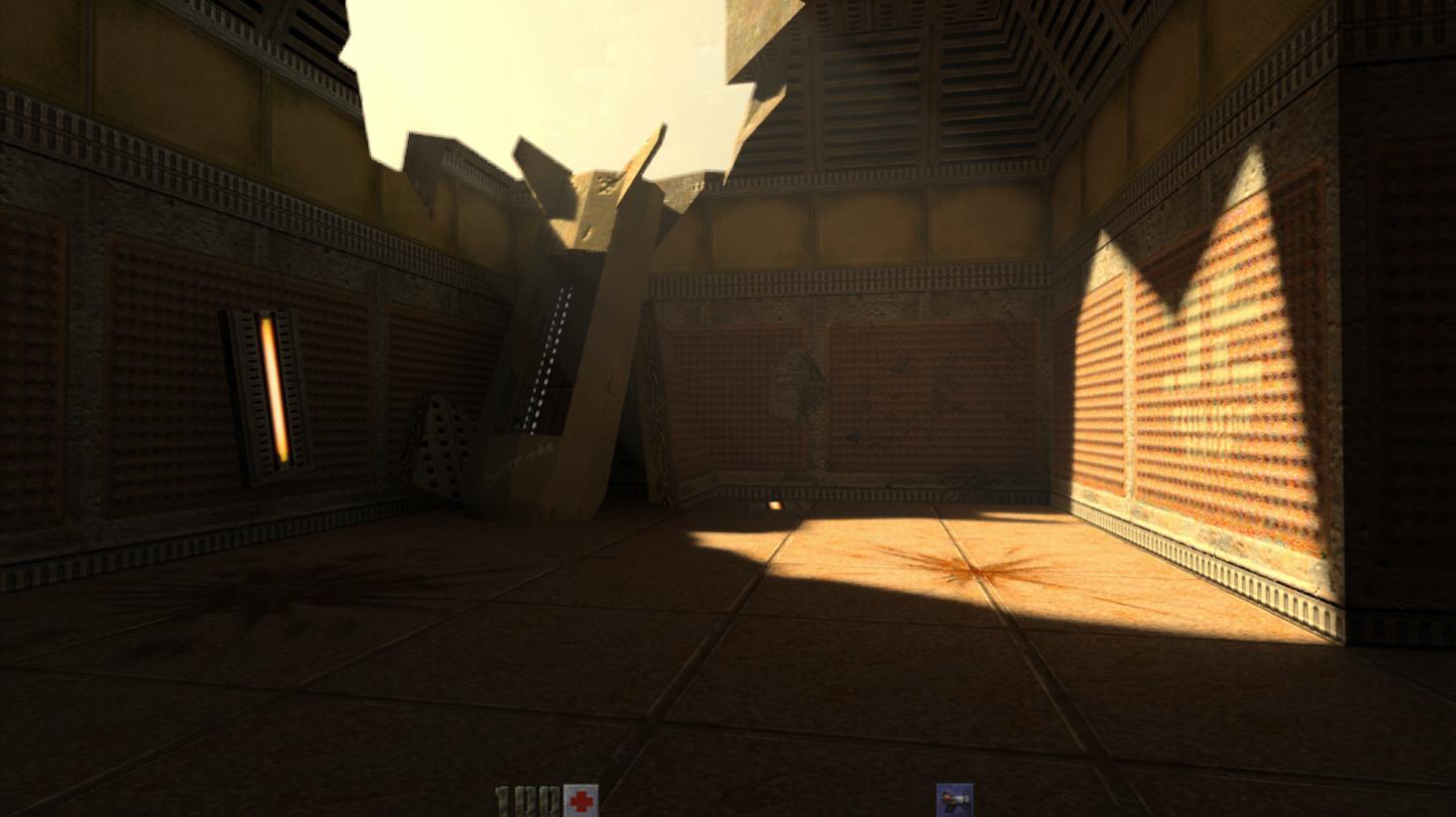 <strong>GDC2019 英伟达公布《雷神之锤2》RTX效果图</strong>