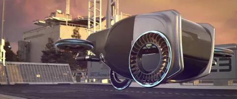 2019日内瓦最具未来感的设计不是汽车,居然是它...