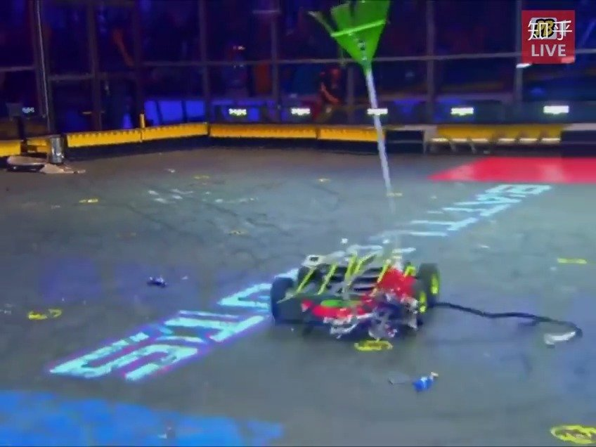 美国机器人擂台比赛精选