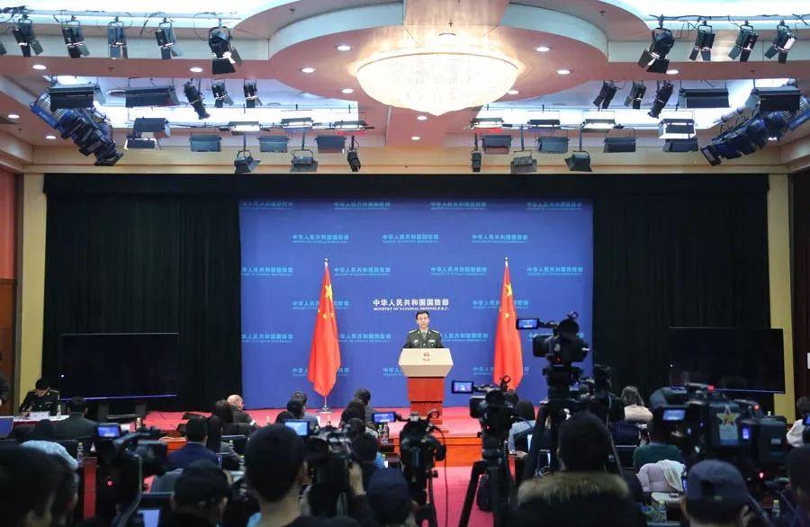 国防部:中俄伊朗三国海上联演27日在阿曼湾地区举行