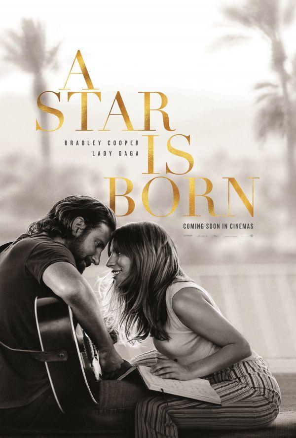 《一个明星的诞生》:看到Lady Gaga的真面目、爱和梦想