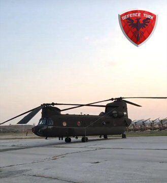 土耳其要搞大动作!大批CH-47重型直升机集结,突袭叙利亚政府军