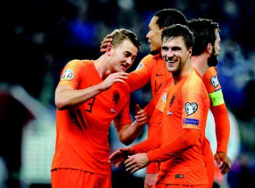 欧洲杯预选赛已有16队出线 初试已过关,大考谁夺魁