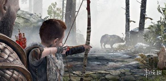 《战神4》新游戏截图公布 通关之后还可以故地重