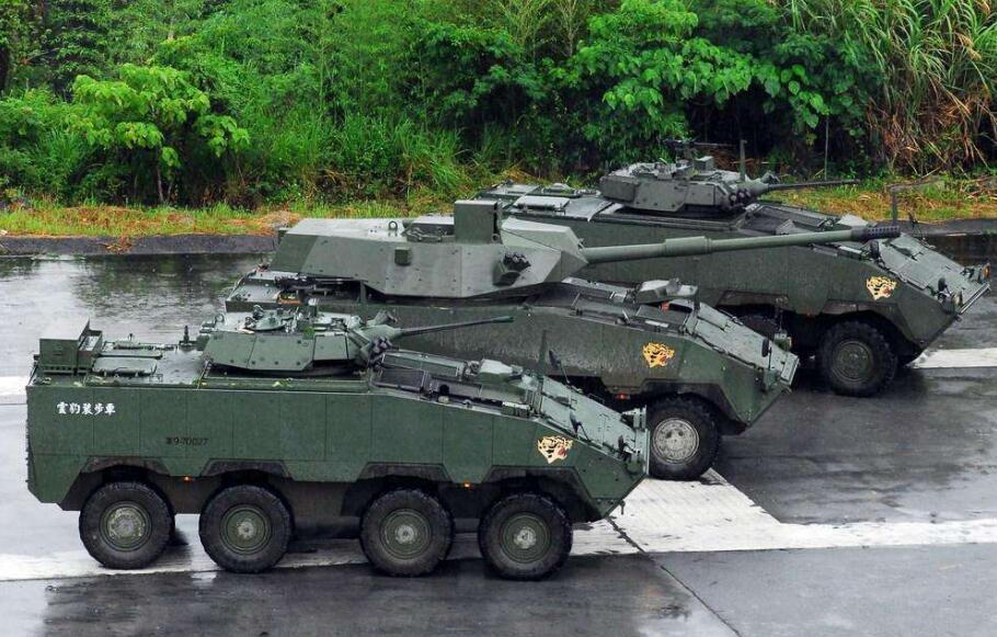 资料图:云豹装甲车