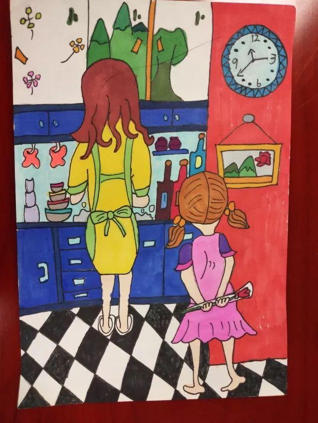 好饰家少儿创意绘画大赛决赛名单公布啦,看看自家的娃