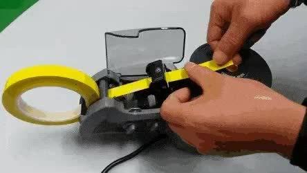 胶带切割器
