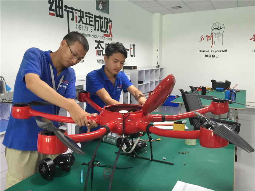 科比特:创新打造工业级无人机生态产业链 第2张