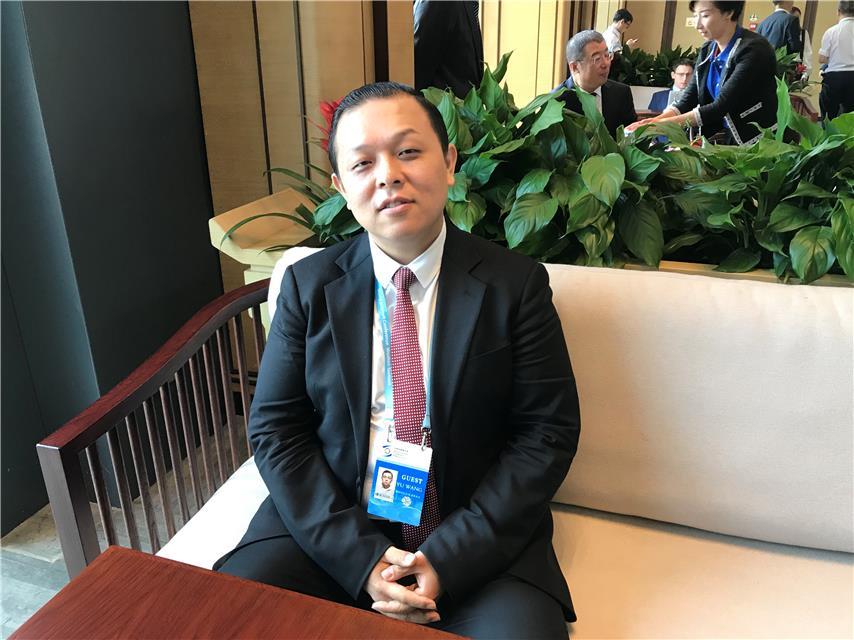 探探CEO王宇:中国互联网企业出海前景远大