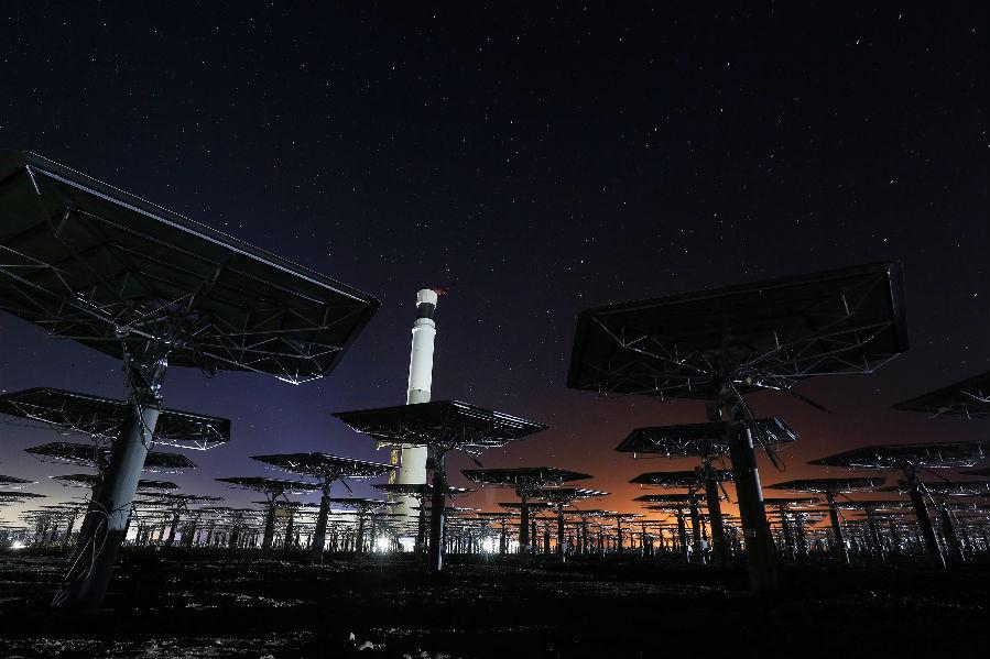 中国能建开展24小时环球工程影像记录活动图片