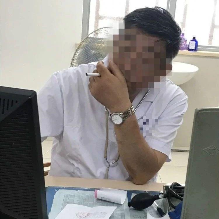 江西医生被指辱骂病人、工作时睡觉打呼噜 院方回应