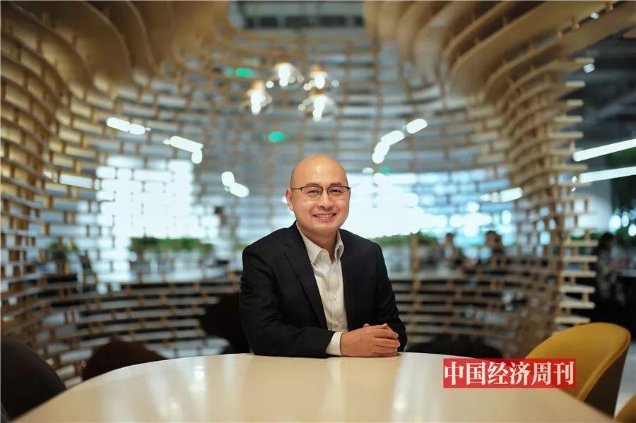 """百融云创创始人张韶峰:致力打造金融科技行业的""""水""""龙头企业"""