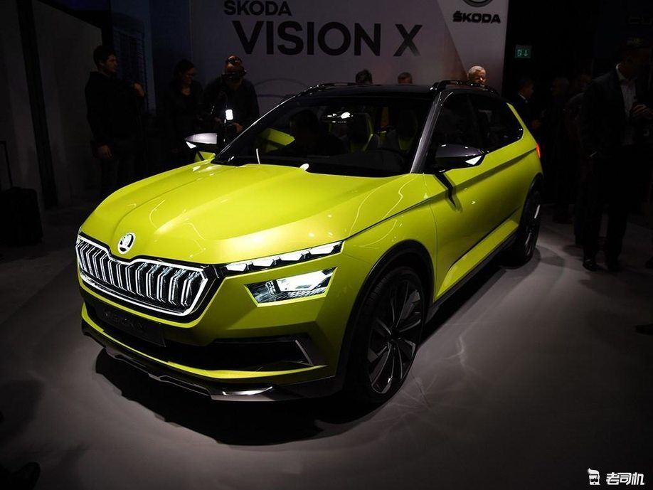 替代Yeti的新车型?斯柯达将推出全新小型SUV