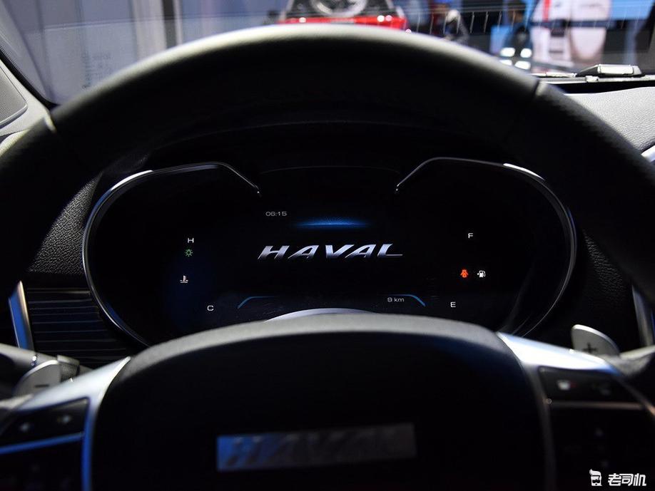 国产硬汉变得更精致了 新款哈弗H9将于年内上市
