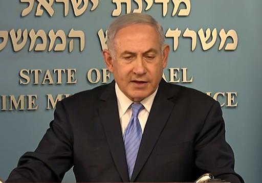 以色列总理内塔尼亚胡。(图片来源:CNN)
