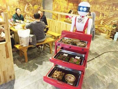 使用有局限  秒速赛车业机器人多成摆设