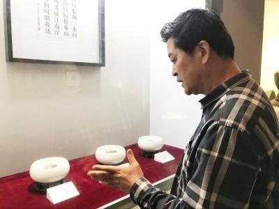 """《李小军先生""""玉石同源""""赏石艺术展》在南京举办"""
