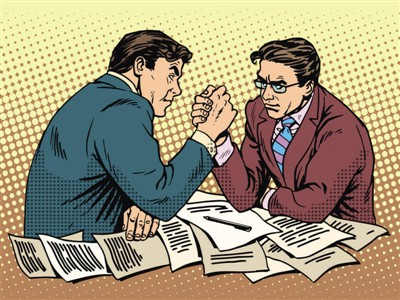 两家公司摩擦升级给投资者带来了恐慌情绪