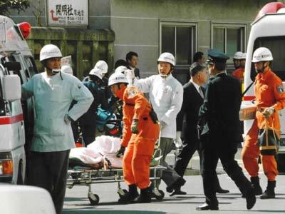 日本奥姆真理教教主等7京东品牌头条入口人被执行死刑 曾制造东京地铁沙林毒气案
