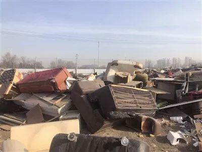 废弃沙发等大件垃圾不知往哪扔?滕州大件垃圾处理中心将投入使用