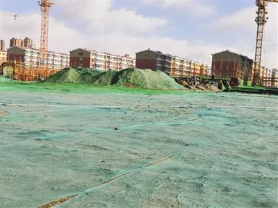 室外建筑工地即将进入冬歇期 市城管局严查在建工地冬歇准备工作