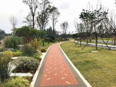 金泉运动公园基本完工 已部分开放