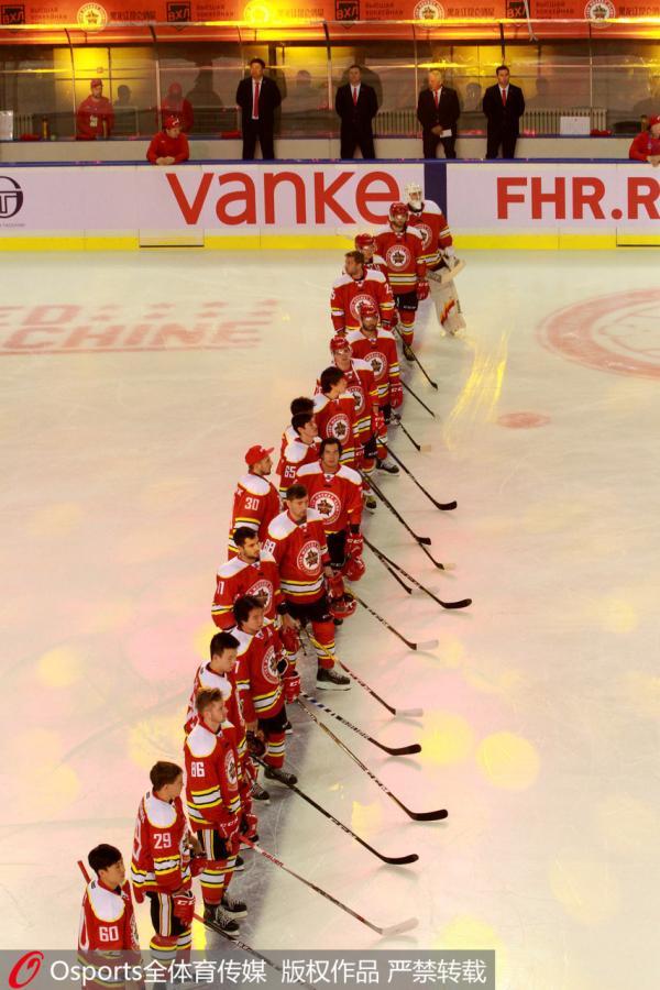 主力球员集体拒不归队,中国冰球各色乱象何时终止