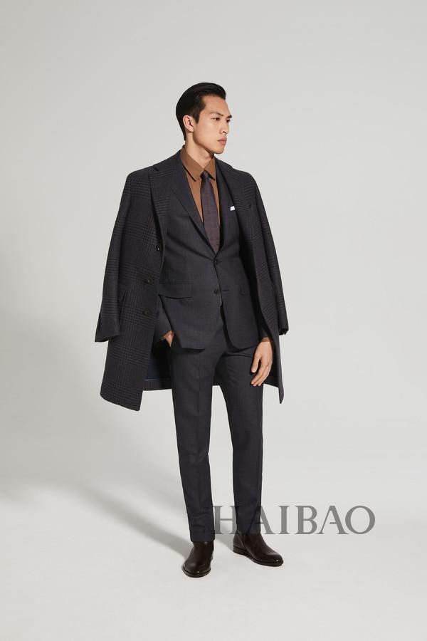 CANALI 2020 秋冬系列 打破传统正装与休闲服饰间的壁垒,演绎绅士多面人生
