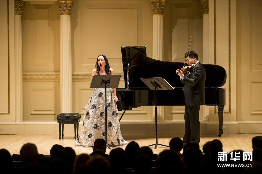 中国作曲家在纽约举办音乐会