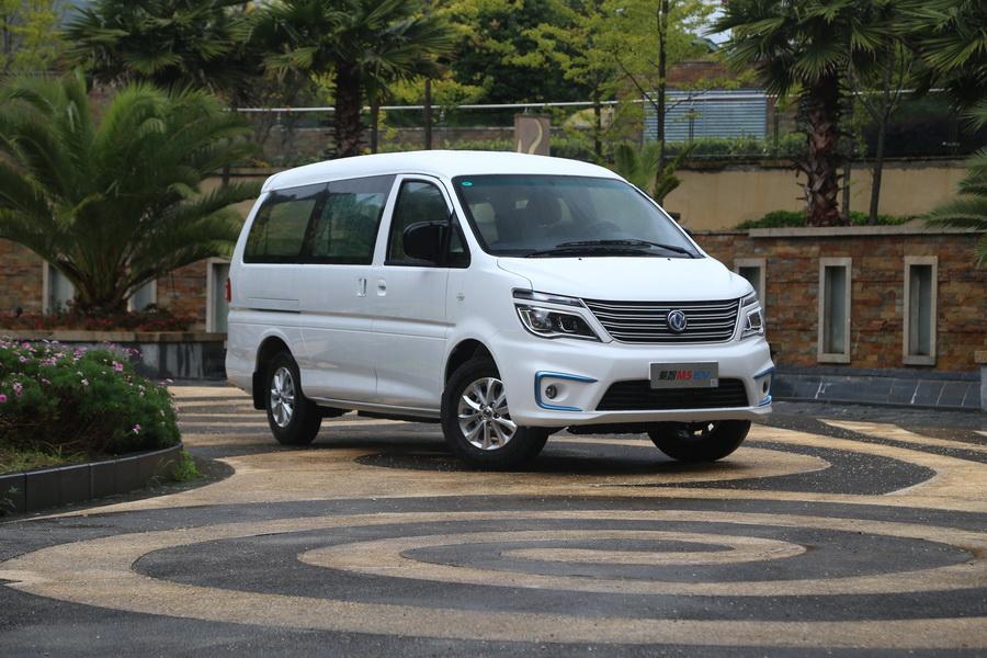 东风菱智M5EV上市 补贴后售12.99万元起