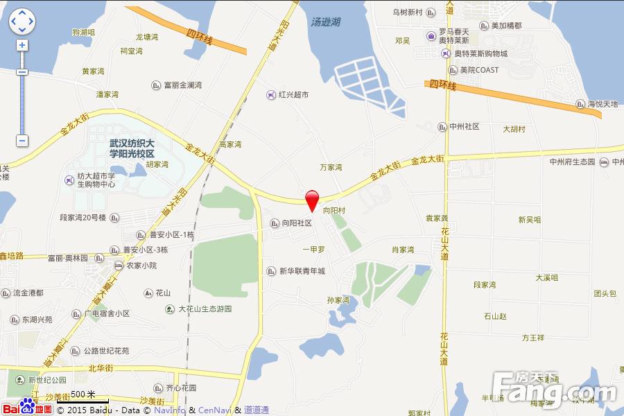 藏龙SOHOVS百步亭江南郡在江夏区谁更胜一新城小学在泰顺图片