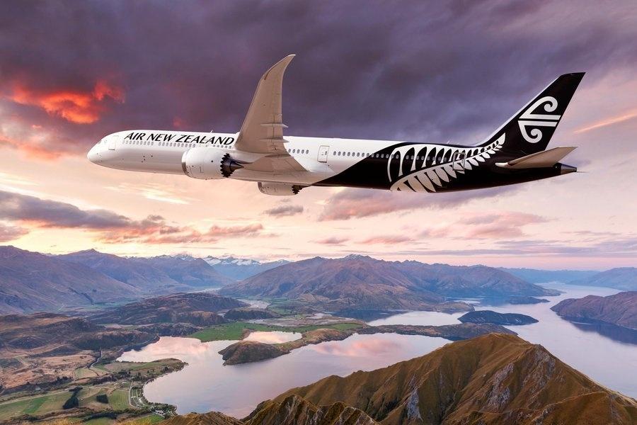 波音与新西兰航空确认了8架787-10飞机订单