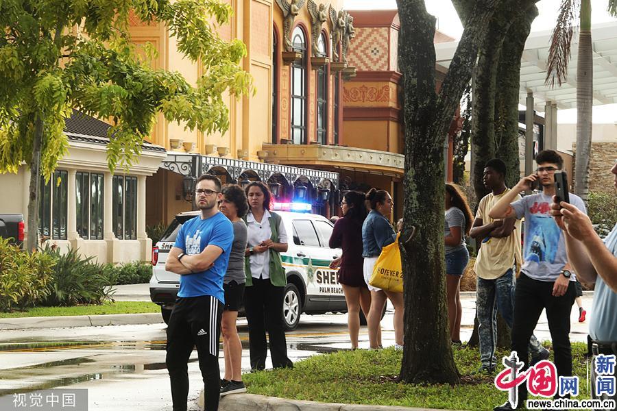 美国芝加哥发生枪击事件 已导致4人死亡1人重伤