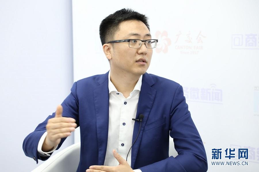 """王楠:从""""国际化""""走向""""全球化"""" 广交会展现中国企业新面貌"""