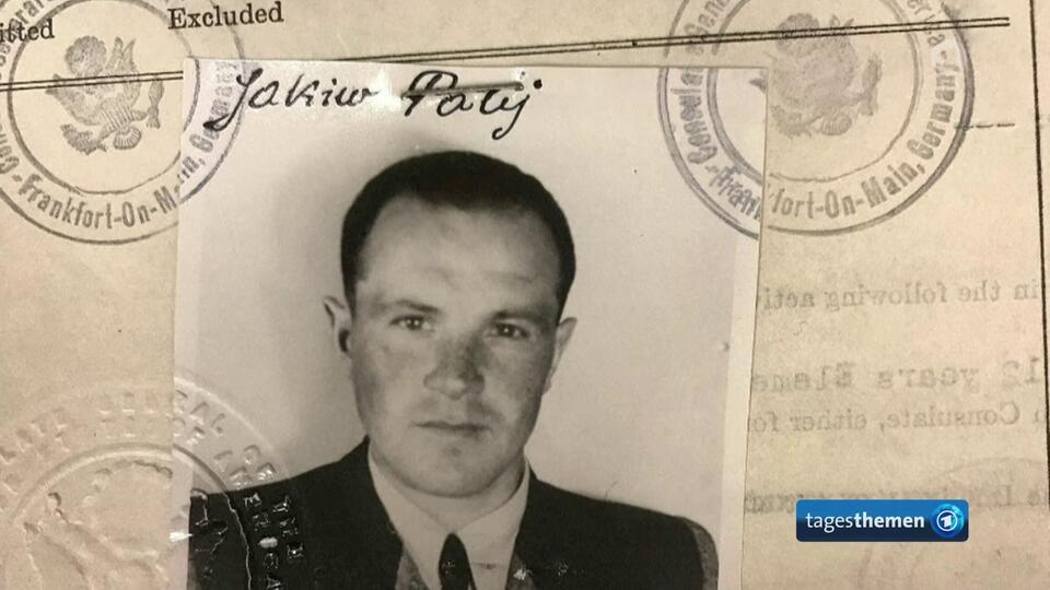 95岁前纳粹被美驱逐回德国 德外长:这是德国义务