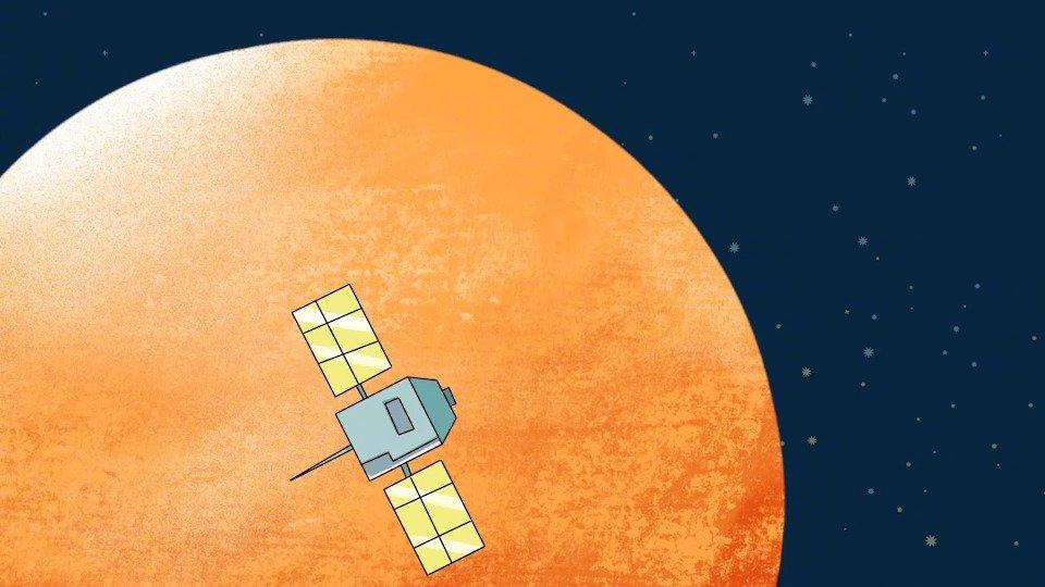 网友为给火星探测器取名吵翻天!你觉得该叫啥?