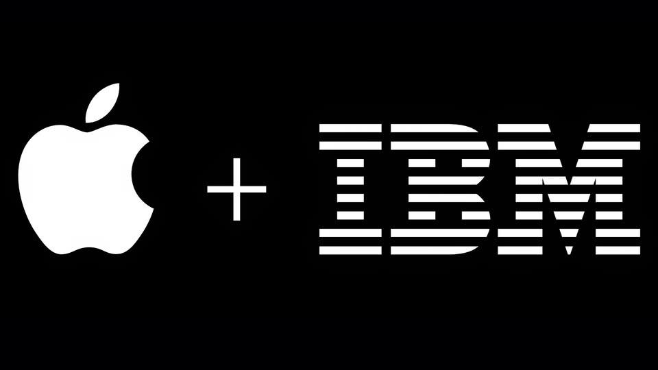 IBM说Mac使得他们的员工更加有效率