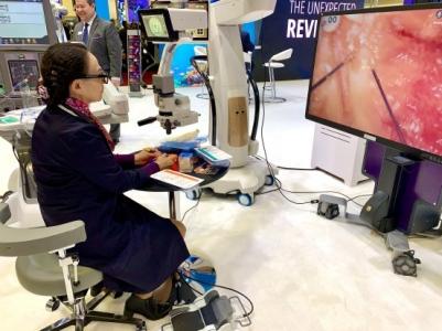爱迪眼科三位专家受邀赴美参加全球眼科盛会