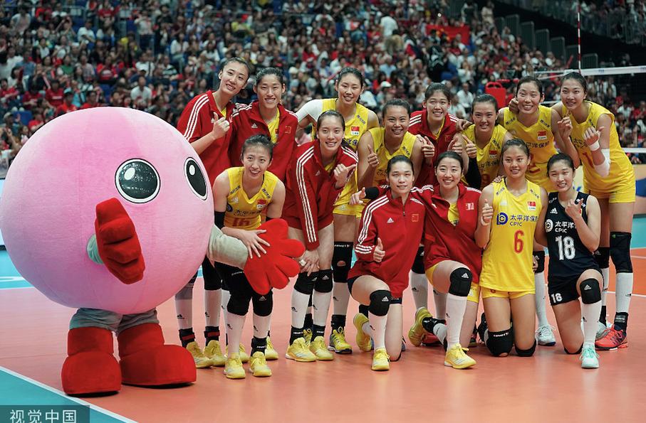 女排世界杯   做最好的自己!中国队收获完美开局,次阶段将迎卫冕关键战