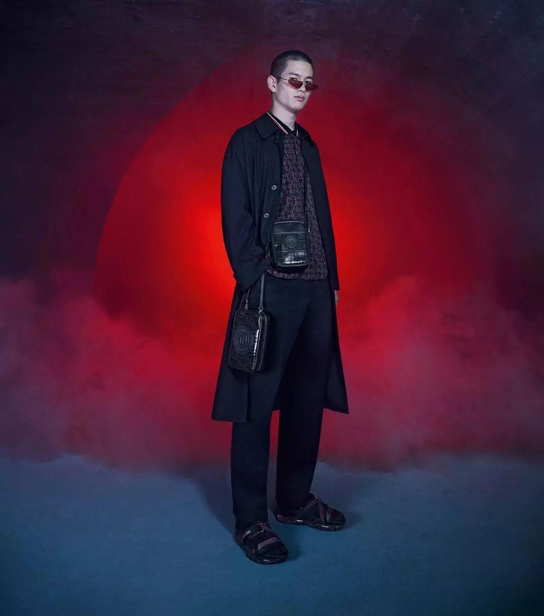 最强亚洲男模Kohei喜提Louis Vuitton广告,又Slay了!
