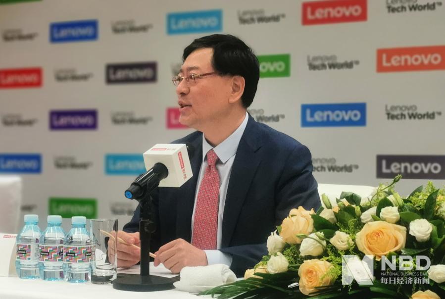 杨元庆谈联想手机业务:第一要务是盈利,下一步重点开拓欧洲市场