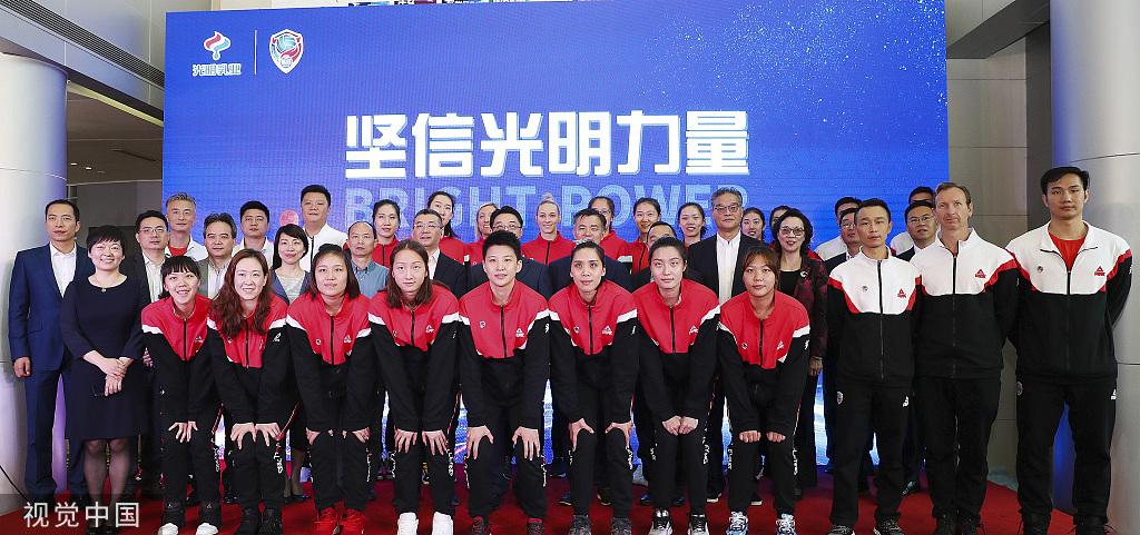 美国队长、德国接应加盟,上海女排新赛季目标联赛前四