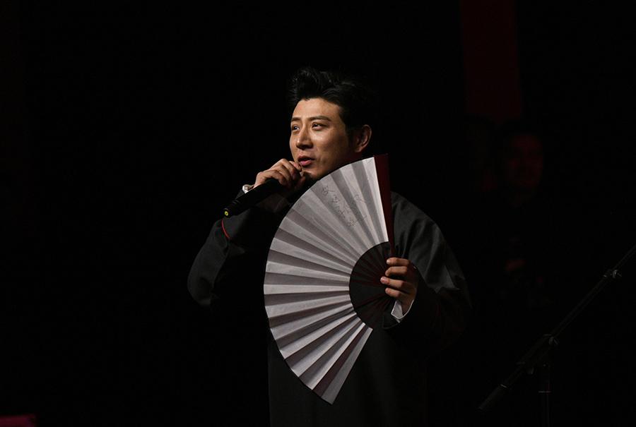 北京85后相声演员:相声早已不是老一辈的喜好