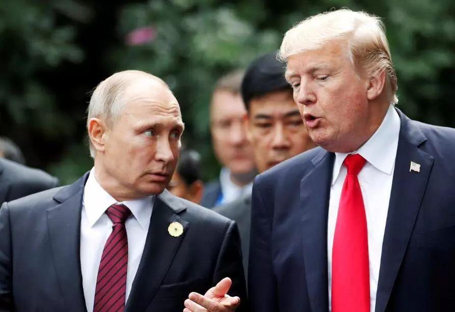 特朗普和普京赫尔辛基闭门会晤内容遭泄 谈了这些事