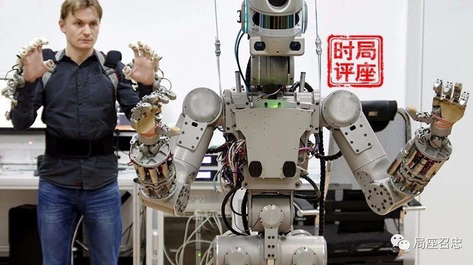 会开车、能射击,俄罗斯机器人明年就要上天了?!