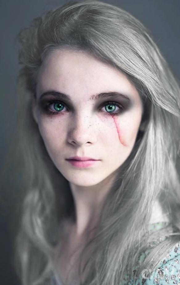 网友抢P《巫师》真人剧希里造型 17岁少女愈发灵动