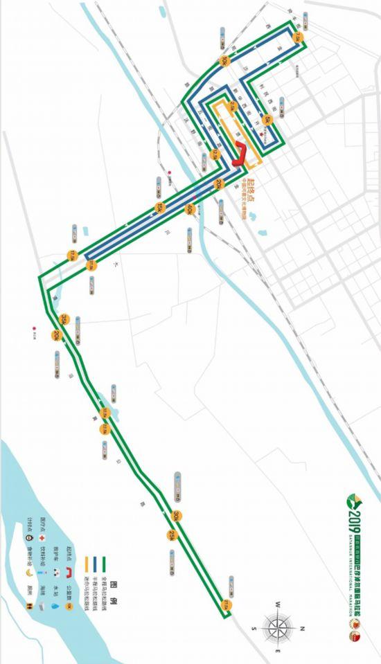 巴彦淖尔国际马拉松13日开跑报名人数突破2万