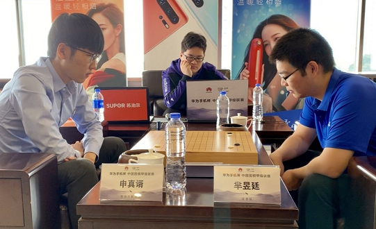 华为手机杯围甲联赛季后赛 两支杭州队会师总决赛